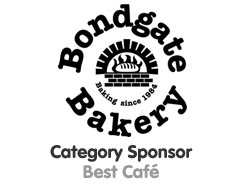 Best Cafe Award Sponsor
