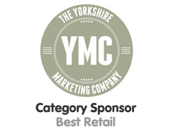 Best Retail Award Sponsor