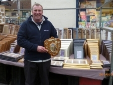 Wydale Framing - Good Service Award winners 2013